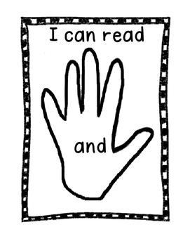 Sight Word Hands