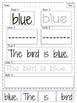 Sight Words Kindergarten Practice & Review