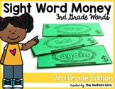 Sight Word Money (3rd Grade)