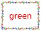 Sight Word Music Video, Literacy First Kindergarten 1-50,