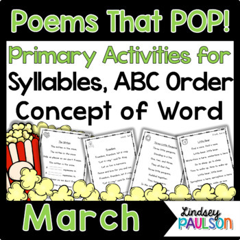 March Poetry