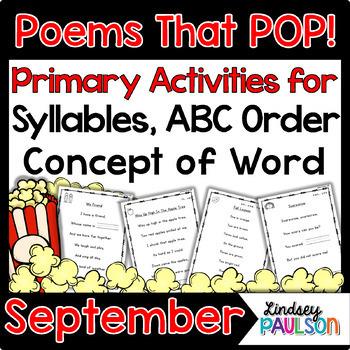 September Poetry