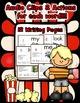 Sight Word (Popcorn) Songs Set 3: Posters, Flashcards, Wri
