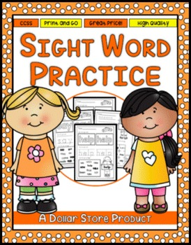 Sight Word Pack 13: name, good, sentence,man,think,say,gre