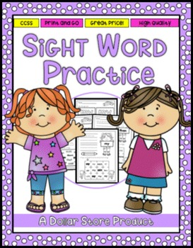 Sight Word Practice 9; my, than, first, water, been, calle