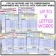 Sight Word Practice EDITABLE (Trace it. Write it. Build it