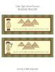 Sight Word Pyramids!  Dolch 2nd Grade