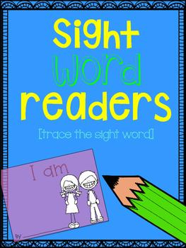 Emergent sight word books