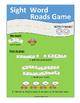Sight Word Roads Game (Set 4)