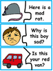Sight Word Sentence Puzzles With /a/ Pictures
