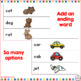 Sight Word Sentences for the Pocket Chart
