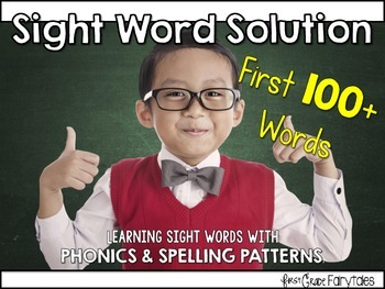 Sight Word Solution: Teaching 100+ Words