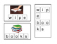 Sight Word Spelling Activity