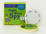 Sight Word Spy 1