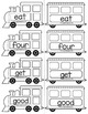 Sight Word Trains~Word Wall, Games and Centers {Primer Words}