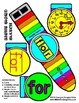 Sight Word Watches (3 letter words): Flip Booklets