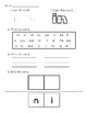 Sight Word Worksheet Pack: Words 6-10