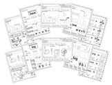 Sight Word packet Big, Small, This, Have, and numbers 9, 1