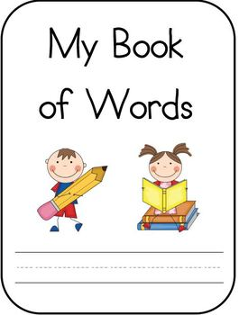 Sight Word or ABC Journal
