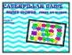 Caterpillar Sight Word Game 1-100