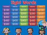 Sight Words Game Show