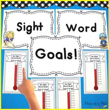 Sight Words Fluency 1st grade & kindergarten