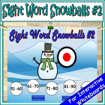 Fry Sight Words PowerPoint Game