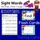 Dolch Sight Words Practice: Flash Cards, Printables and Tr