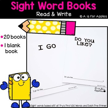 Sight Words Books