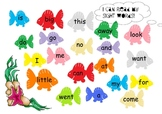 Sight Words Display Poster