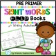 Sight Word Fluency ~ Flip Books and Writing Activities Bun