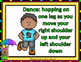 Sight Words Fluency  Dancing & Exercising Primer Dolch Wor