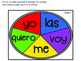 Sight Words Game in Spanish- Gumball Theme