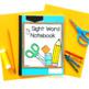 Sight Words Interactive Notebook: Third Grade List