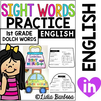Sight Words On-the-Go 2.0  *Purse and Carrying Case for Fi