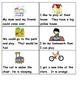 Sight Words, Phonics, and Sentence Flash Cards - SET 4