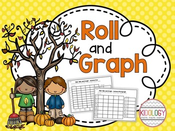 Sight Words - Roll and Graph