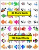 Sight Word Practice: Magnetic Fishing Level 1 - First 100
