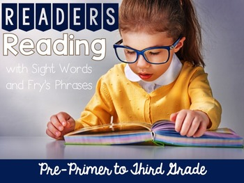 Sight Words and Fry's Phrases BUNDLE