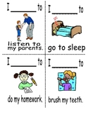 Sight word mini reader (Have Book)