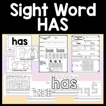 FREE Word Work {46 2nd Grade Dolch words}