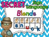 Sign Language Secret Blends
