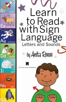 Sign Language - Teaching Children to Read through Sign