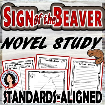 Sign of the Beaver Novel Unit