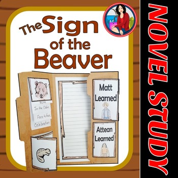 Sign of the Beaver Lapbook