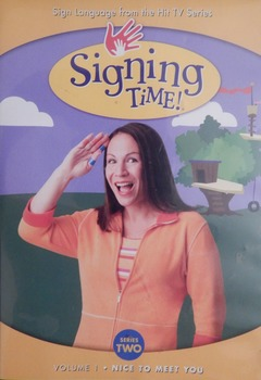 Signing Time - Special Education - Communication/Speech/Si