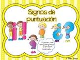 Signos de puntuacion basicos (punctuation marks in Spanish)