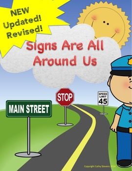 Updated and Revised! Traffic Signs and Street Signs - Sign