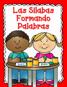 Silabas:  Construyendo Palabras   (syllables are included