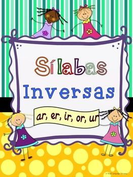 Silabas Inversas --ar, er, ir, or, ur Sílabas Inversas
